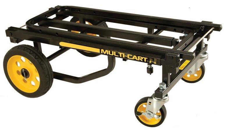 Hand Trucks R Us Multi Cart 174 8 In1 Equipment Transporters R6 Mini Item R6